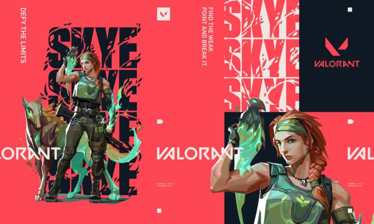 Valorant Agent Skye