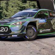 Wrc 9 Hyundai I20