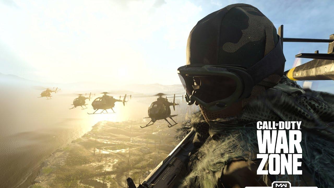 Warzone M60
