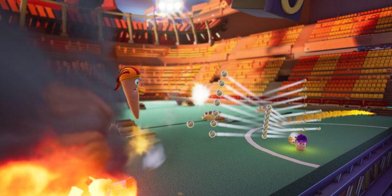 Worms Rumble Portal Park