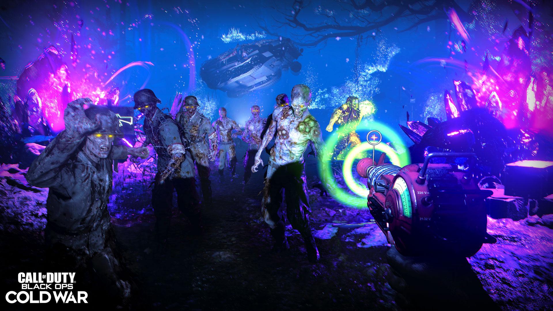 Zombies Dead Ops Arcade
