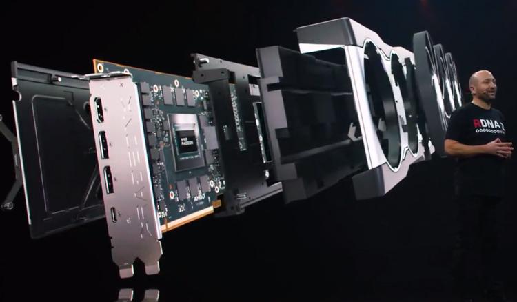 AMD Rage Mode warranties Radeon 6800 Xt Rdna2 Dissect View