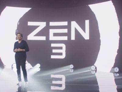 Amd Zen 3 Ryzen 5000 Lisa Su