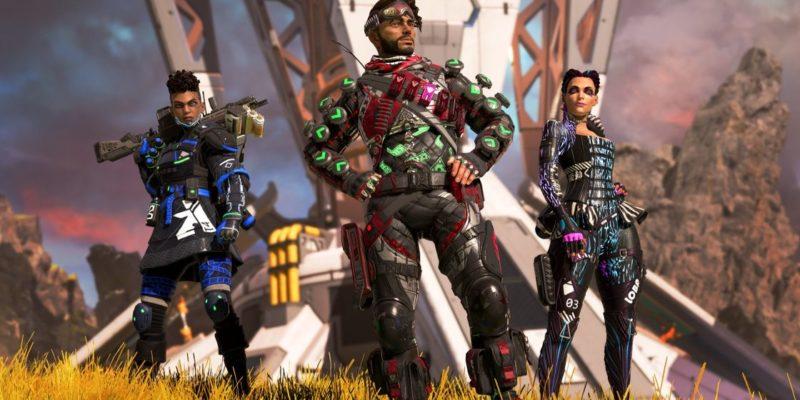 Apex Legends Crossplay Update Characters