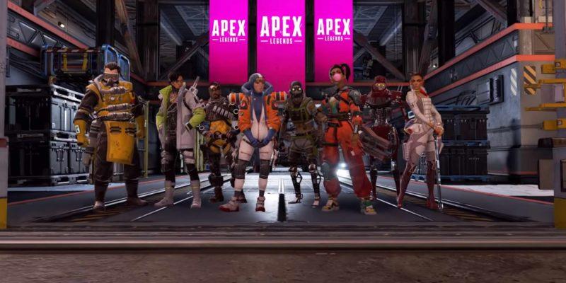 Apex Legends Lineup