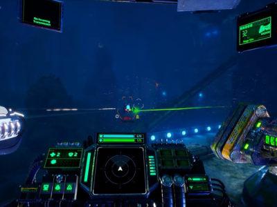 Aquanox Deep Descent Weapons Trailer