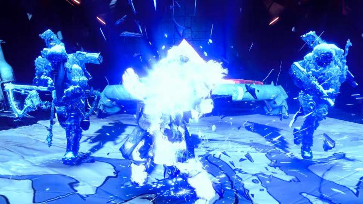 Destiny 2 Beyond Light Story Icey