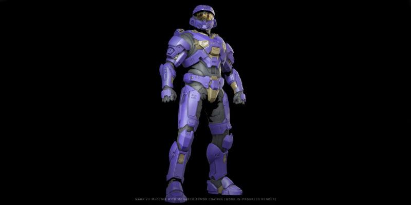 Halo Infinite Multiplayer Coating Web Wide 28