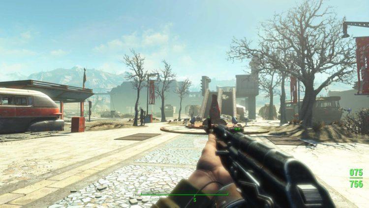 Immersive Hud Halloween Fallout 4 Mods