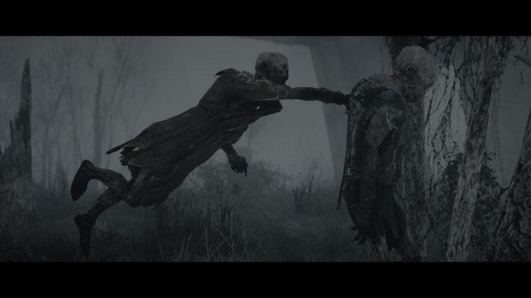 Pilgrim Dread The Commonwealth Halloween Fallout 4 Mods