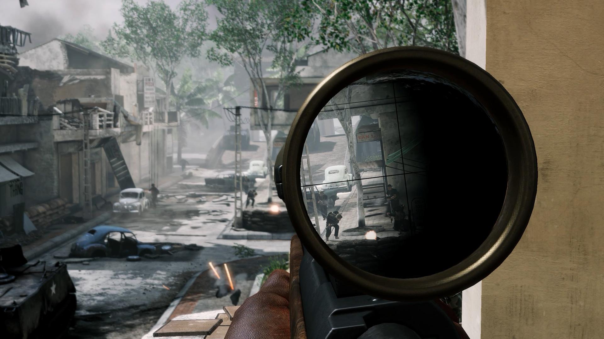 Rising Storm 2 Vietnam Sniper