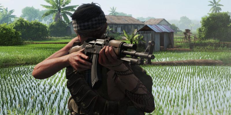 Rising Storm 2 Vietnam Soldier