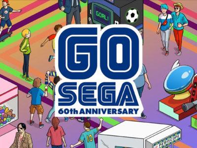 Sega Anniversary Steam Sale Cover