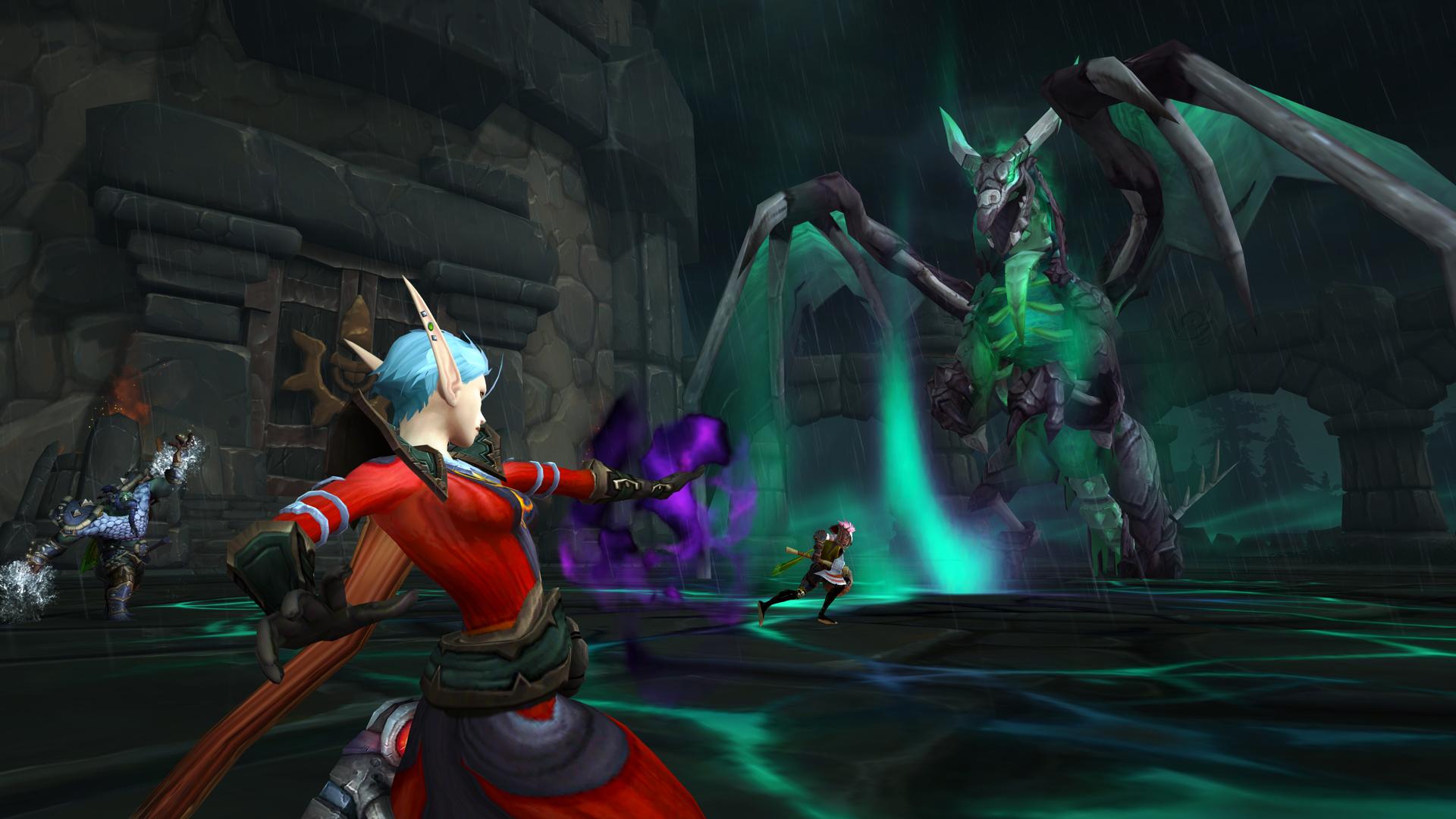 World Of Warcraft Shadowlands Exiles 2