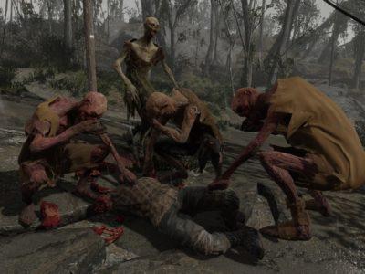 Zombie Walkers Halloween Fallout 4 Mods