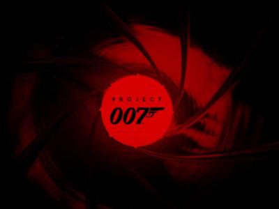 IO Interactive James Bond