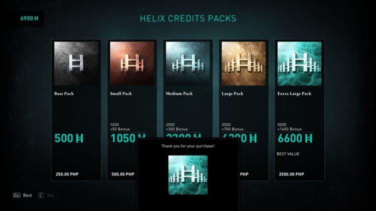 Acval Mtx Helix Credits 1