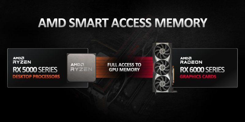 AMD Smart Access Memory (SAM)