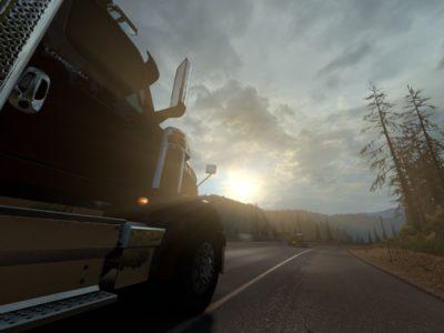 American Truck Simulator Colorado Beauty