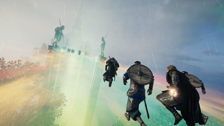 Assassin's Creed Valhalla Asgard Seer Hut 1