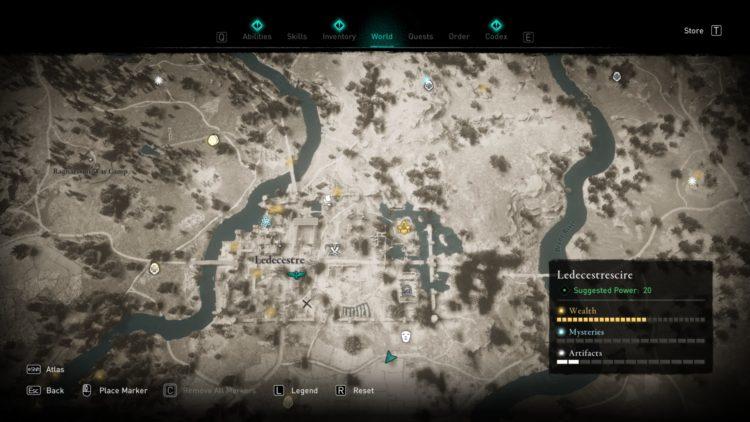 Assassin's Creed Валгалла Скрытые бюро Скрытые Кодекс доспехов Страницы 1a