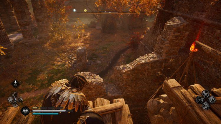 Assassin's Creed Валгалла Скрытые бюро Скрытые Кодекс доспехов Страницы 1b