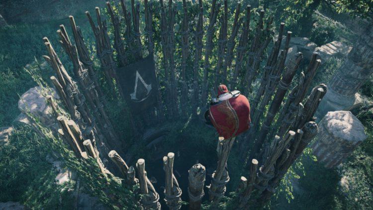 Assassin's Creed Valhalla Hidden Ones Bureaus Hidden Ones Armor Codex Pages 2b