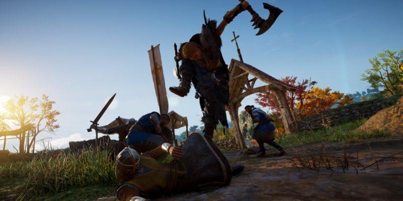 Assassins Creed Valhalla Save