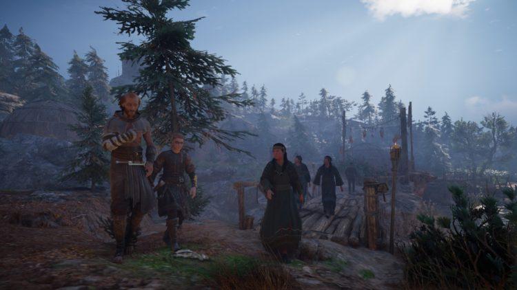 Assassin's Creed Валгалла Винланд Руководство 1