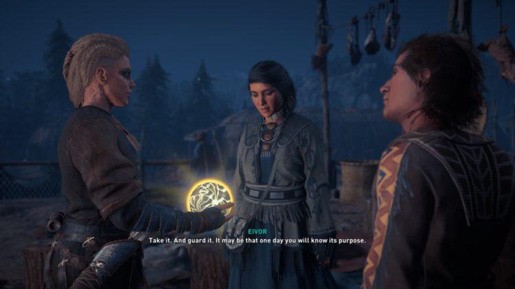 Assassin's Creed Валгалла Винланд Руководство 7