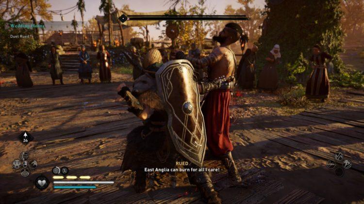 Assassin's Creed Вальхалла: Рейдерская команда компаньонов 2b