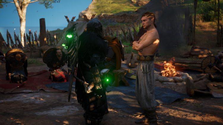 Assassin's Creed Valhalla Companions Raiding Crew 3