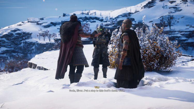 Assassin's Creed Valhalla Companions Raiding Crew 4а