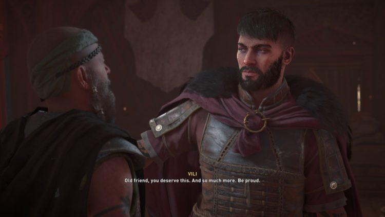 Assassin's Creed Valhalla Companions Raiding Crew 4b