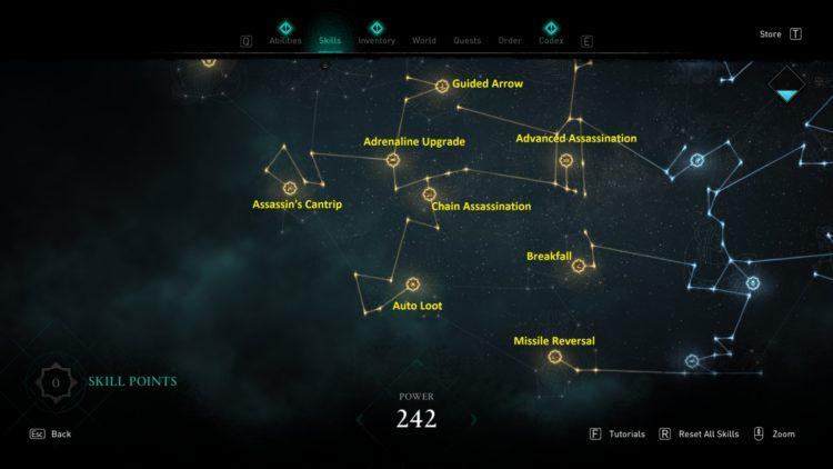 Assassin's Creed Valhalla Skills Guide Best Skills 2b