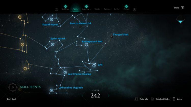 Assassin's Creed Valhalla Skills Guide Лучшие навыки 3c