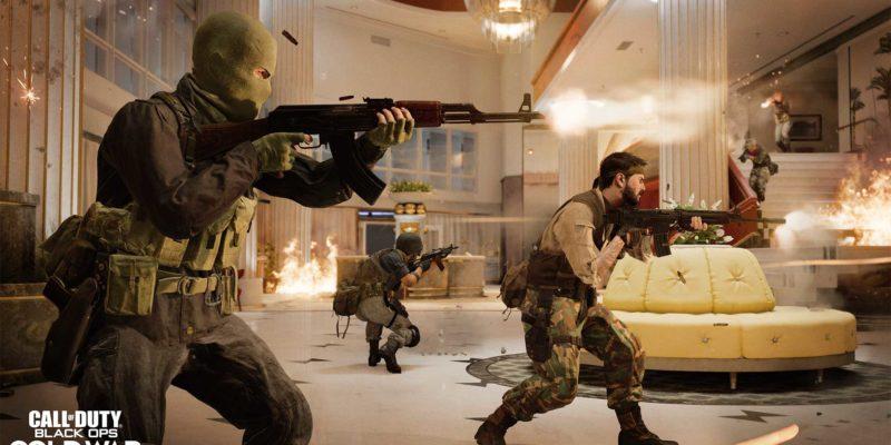 Black Ops Cold War AK-47