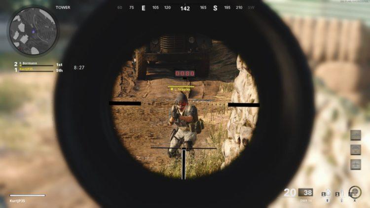 Black Ops Cold War Dmr 14 Scoped In