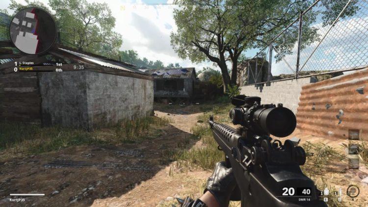 Black Ops Cold War Dmr 14 Scouting