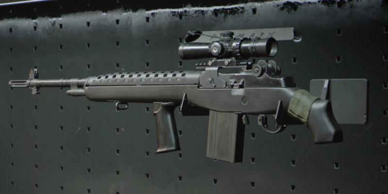 Black Ops Cold War Dmr14 Gunsmit