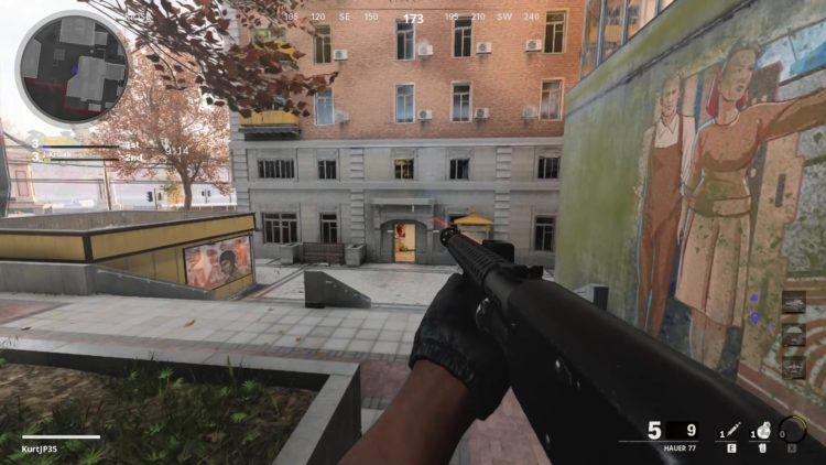 Black Ops Cold War Hauer 77 Gameplay
