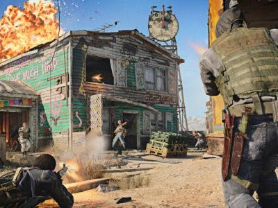 Black Ops Cold War Nuketown Promo