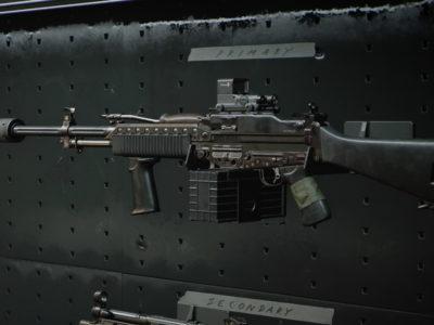 Black Ops Cold War Stoner Gunsmith