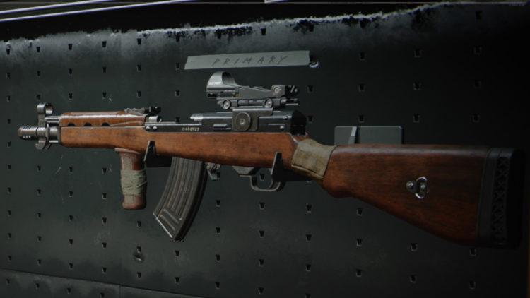 Black Ops Cold War Type 63 Gunsmith