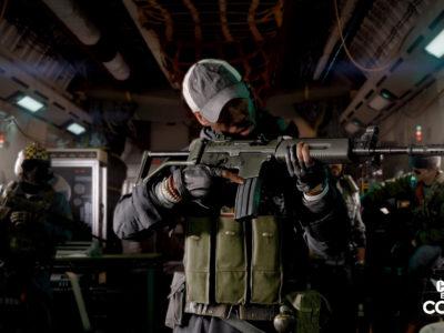 Black Ops Cold War Dark Matter