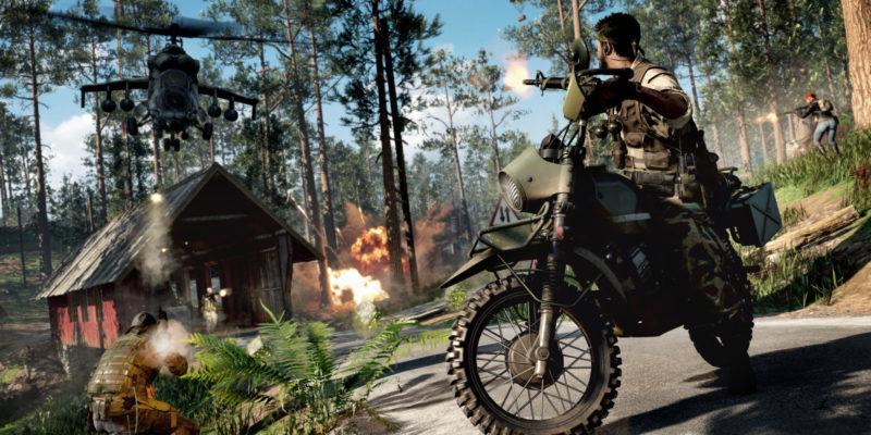 Black Ops Cold War skill-based matchmaking