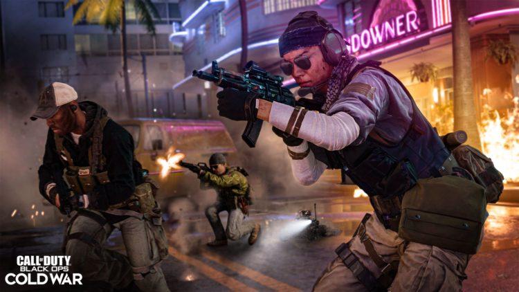 Black Ops Cold War MP5