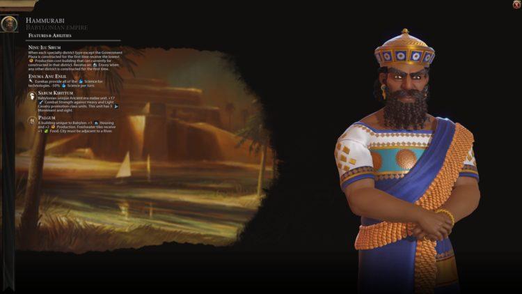 Civilization Vi Civilization 6 New Frontier Pass Babylon Deity Guide 1