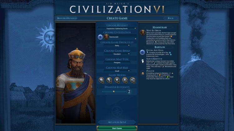 Civilization Vi Civilization 6 New Frontier Pass Babylon Deity Guide 2