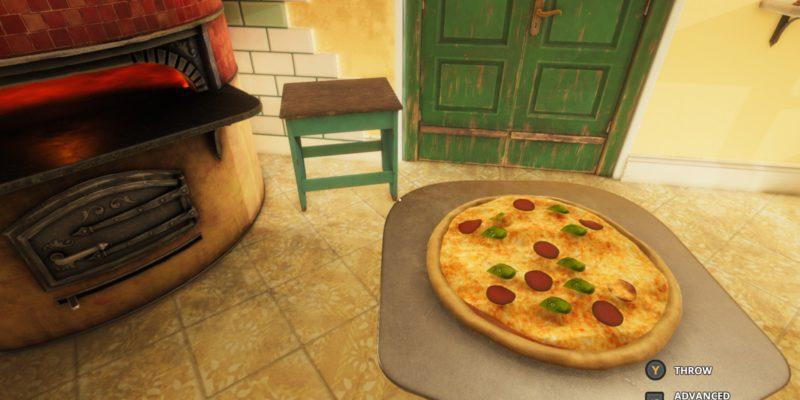 Cooking Simulator Pizza 1